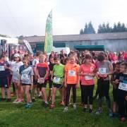 Trail organisé par le Conseil Municipal des Jeunes - 10 juin 2018