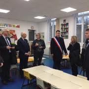 Inauguration Ecole Les Orchidées 05.01.2019